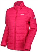 Regatta Womens Freezeway II Jacket Dark Cerise