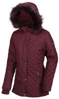 Regatta Zella Womens Dark Burgundy Jacket