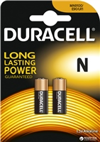 Duracell security N battery 2pk