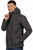 Regatta Mens Sterlings II Waterproof Jacket Seal Grey