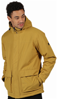 Regatta Mens Sterlings II Waterproof Jacket Bronze Mist