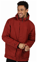 Regatta Mens Sterlings II Waterproof Jacket Spiced Apple