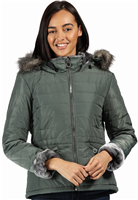 Regatta Westlynn Womens Jacket Balsam Green