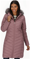 Regatta Fritha Womens Dusky Heather Parka
