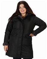 Regatta Womens Rimona Parka Jacket Black