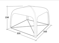 Outwell Air Shelter 2021