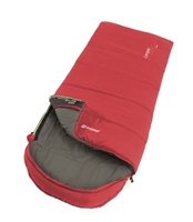 Outwell Campion Red Junior Sleeping Bag