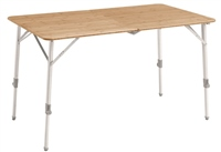 Outwell Custer Bamboo Table L