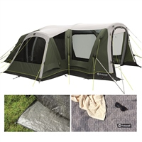 Outwell Oakdale 5PA Air Tent Package Deal 2021