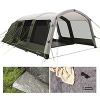 Outwell Birchdale 6PA Air Tent Package Deal 2021