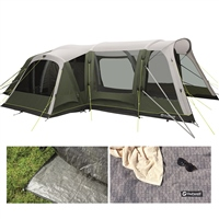 Outwell Pinedale 6PA Air Tent Package Deal 2021
