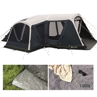 Outwell Mountain Lake 5ATC Air Tent Package Deal 2021