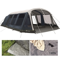 Outwell Wood Lake 7ATC Air Tent Package Deal 2021