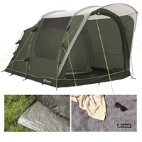 Outwell Oakwood 3 Tent Package Deal 2021