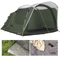 Outwell Oakwood 5 Tent Package Deal 2021