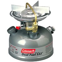 Coleman Sportster Dual Fuel Stove
