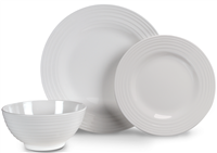 Kampa Blanco Dinner Set