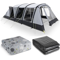 Kampa Croyde 6 AIR TC Tent Package Deal 2021