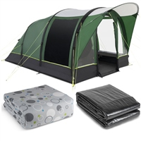 Kampa Brean 4 AIR Tent Package Deal 2021