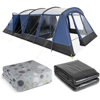 Kampa Croyde 6 Tent Package Deal 2021