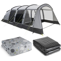 Kampa Hayling 6 Tent Package Deal 2021