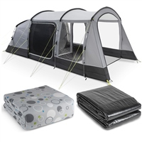 Kampa Hayling 4 Tent Package Deal 2021