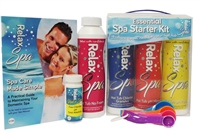 RelaxSpa Essential Spa Kit