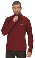Regatta Thompson Mens Fleece Delhi Red 2021