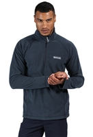 Regatta Montes Mens Half Zip Fleece Dark Denim 2021