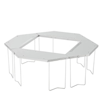 Snow Peak  Fire Ring Table