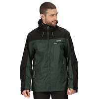 Regatta Highton Stretch Mens Jacket Deep Forest/Black 2021