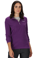 Regatta Sweethart Plum Jam Womens Fleece 2021