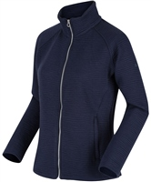 Regatta Sadiya Womens Zip Fleece Navy 2021