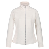 Regatta Sadiya Womens Zip Fleece Light Vanilla 2021