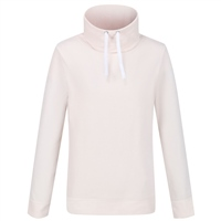 Regatta Hepzibah Womens Sweatshirt Light Vanilla 2021