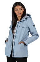 Regatta Bertille Chambray Womens Jacket 2021