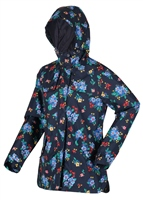 Regatta Bertille Navy Floral Womens Jacket 2021