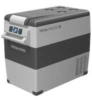 Totalcool Totalfreeze 55 Litre Portable Fridge Freezer