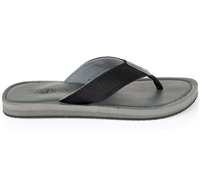 Urban Beach Slide Flip Flop Grey