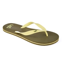 Urban Beach Royale Flip Flop Brown