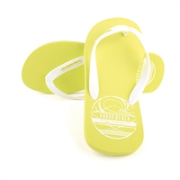 Urban Beach Sahara Flip Flop Yellow