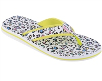 Urban Beach Rock On Flip Flop White