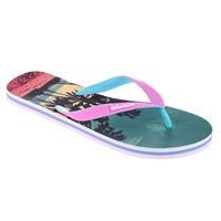 Urban Beach Surfside Flip Flop Pink