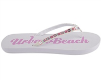 Urban Beach Lundy Flip Flop White