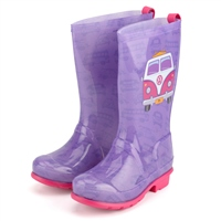 VW Freedom PVC Girls Wellington Boots