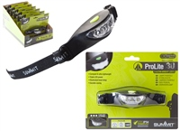 Summit Summit ProLite 3 LED Head Torch