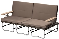 Snow Peak  Rock Sotto Camping Futon Set