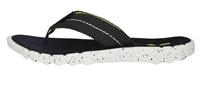 Hey Dude  Sava Sox Black Flip Flop