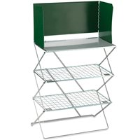 Gelert 3 Tier Kitchen Stand with Windshield