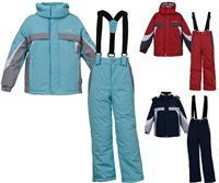 Trespass CARIBOO Ski Set